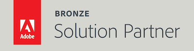 Adobe Bronze Solution Partner logo