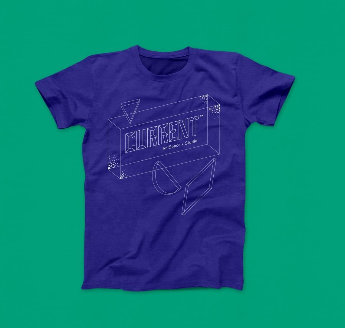 Current t-shirt