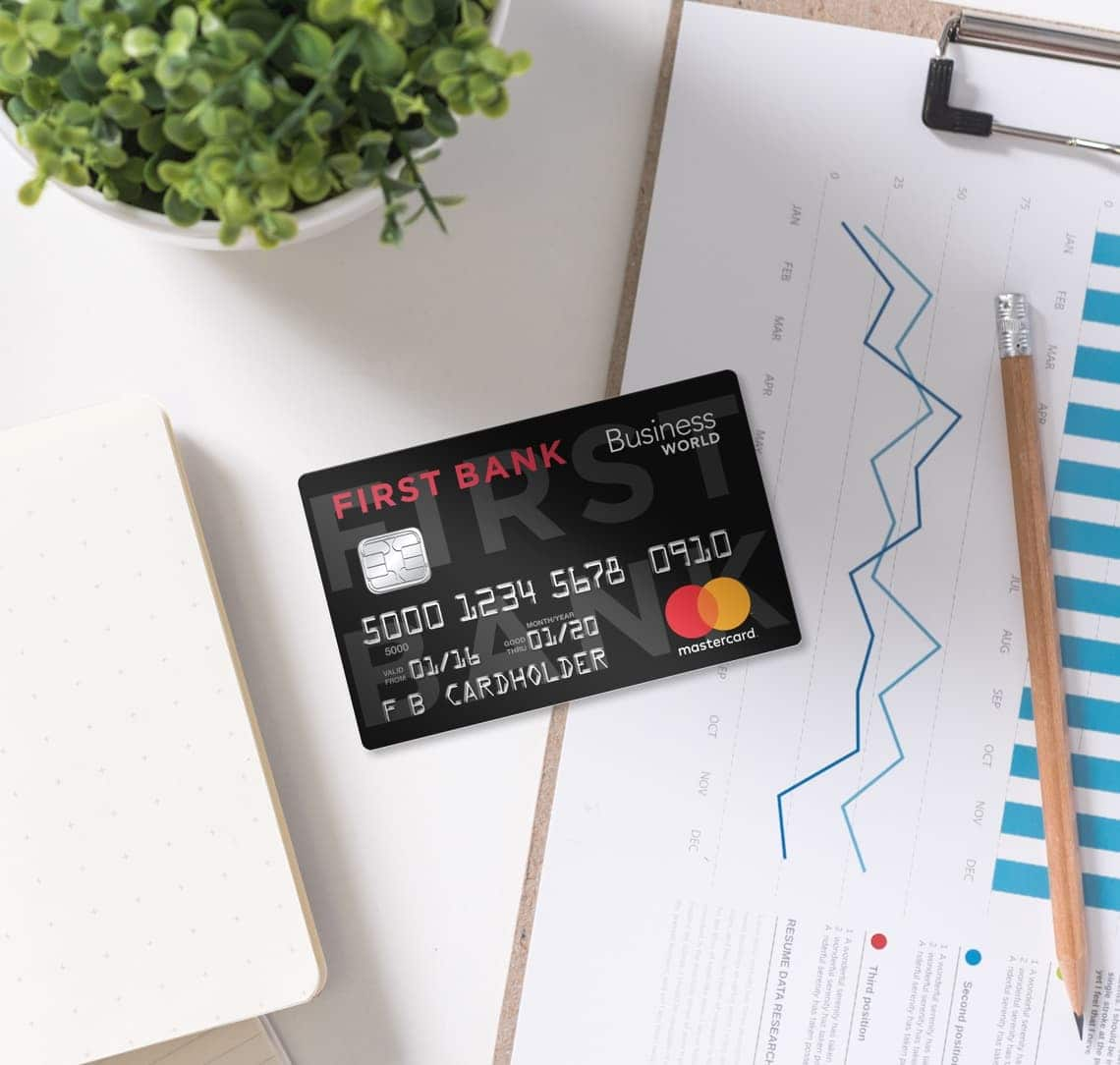 First Bank Credit Card
