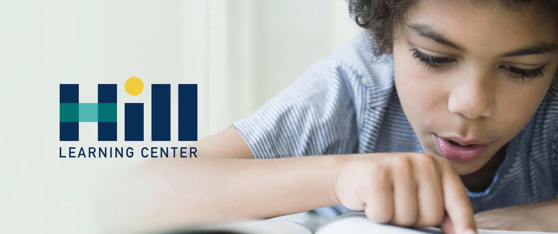 Hill Center child reading