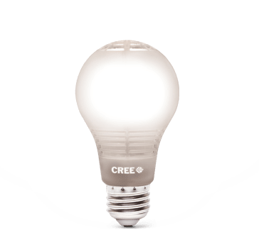 A Cree lightbulb