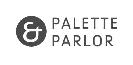 Palette & Parlor logo