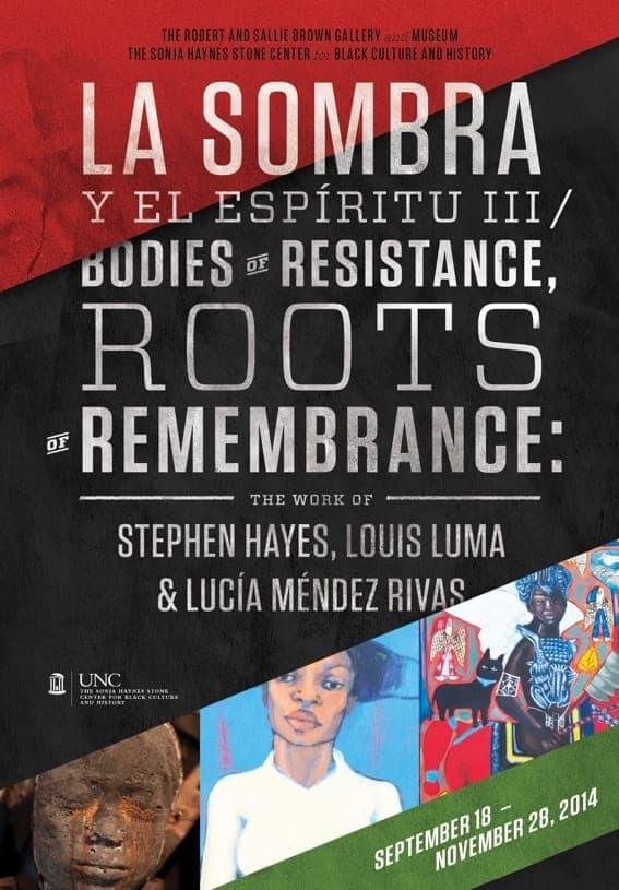 The Sonja Haynes Stone Center poster and print design