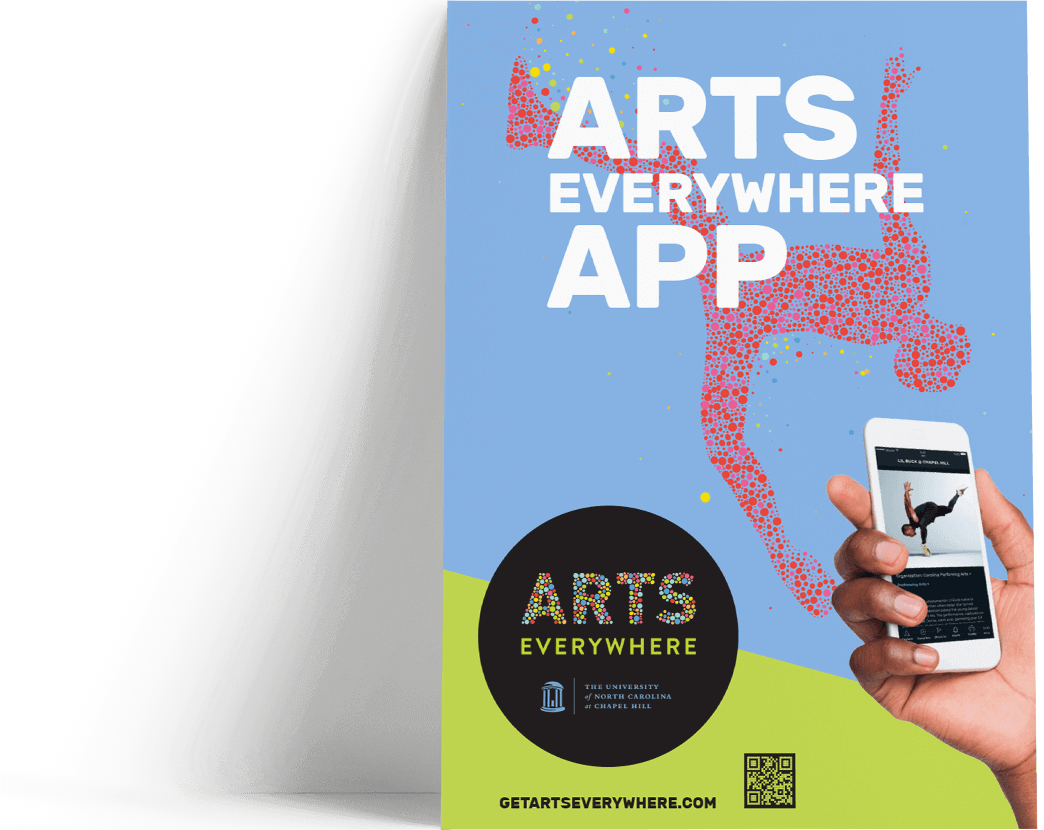 Arts Everywhere Poster App