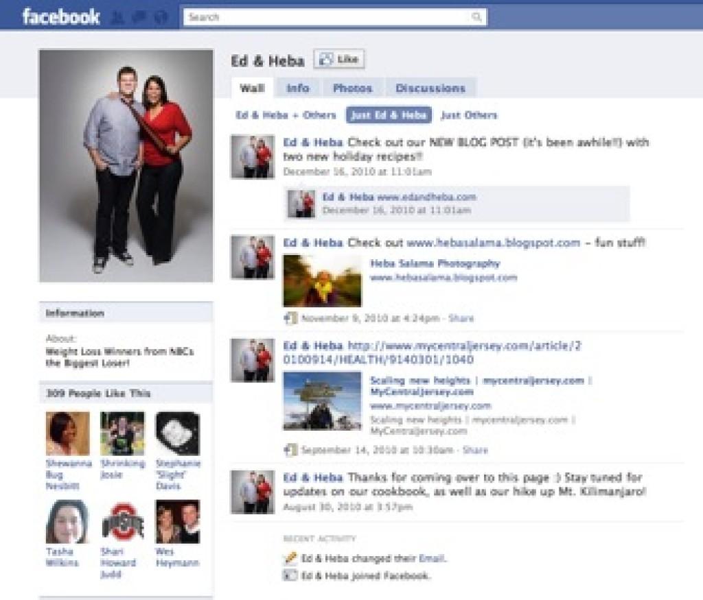 ed & heba facebook page