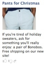 Bonobos on Facebook