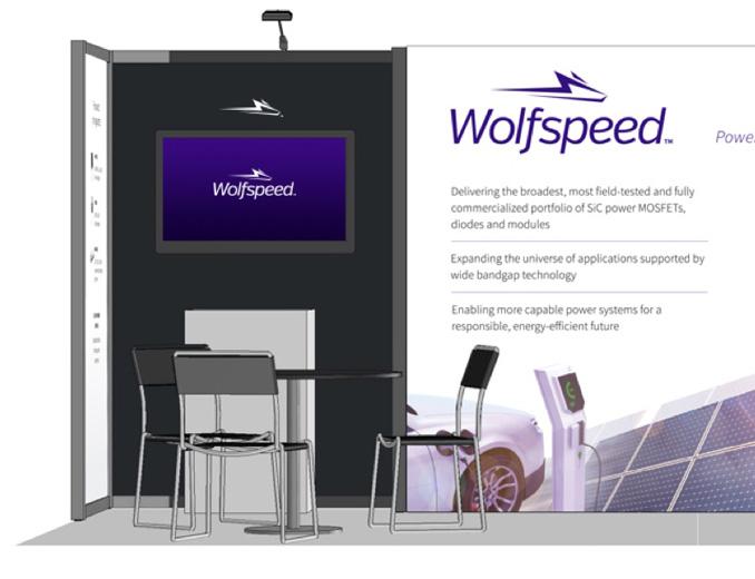 Wolfspeed Tradeshow